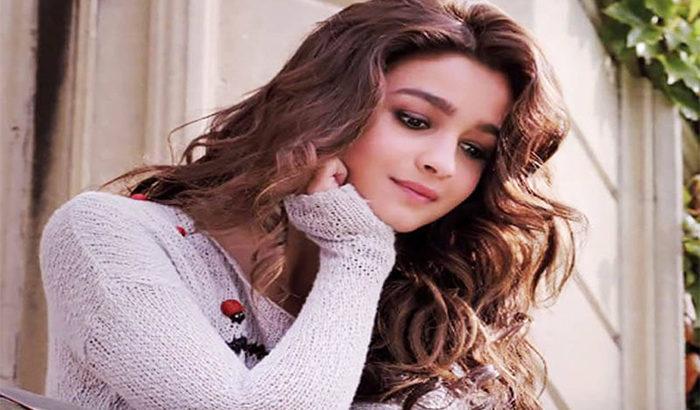 Alia Bhatt นักแสดงแห่งวงการบอลลีวูดอินเดียที่กำลังมาแรงที่สุดในเวลานี้